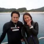沖縄ダイビング 1/18 ケラマ体験ダイビング ゆうり