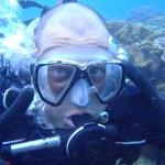 沖縄ダイビング☆1/27 珊瑚体験ダイビング えりな&ゆうき
