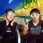 沖縄ダイビング★4/11 珊瑚体験ダイビング  しおん・りょうけん