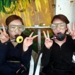 沖縄ダイビング☆5/5 サンゴ体験ダイビング 8時 えりな