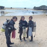 沖縄ダイビング★5/4 サンゴ体験ダイビング 13時 とよ・しおん