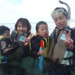 沖縄ダイビング☆5/3 青の洞窟体験ダイビング 15時半 とよ