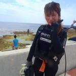 沖縄ダイビング☆サンゴ体験ダイビング 13時 ゆうき