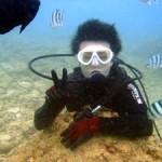 沖縄ダイビング☆5/13 サンゴ体験ダイビング 13時 えりな・りょうけん