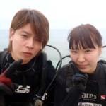 沖縄ダイビング☆5/13 サンゴ体験ダイビング 13時 しおん・りょうけん