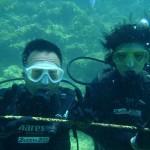沖縄ダイビング★5/18 サンゴ体験ダイビング 10時 しおん・とも