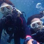 沖縄ダイビング☆5/27 青の洞窟体験ダイビング 8時~ りょうけん