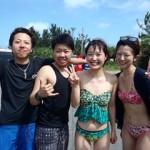 沖縄ダイビング☆ 6/30 青の洞窟シュノーケル 8時 しおん