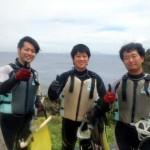 沖縄ダイビング☆8/30 青の洞窟スノーケル 10時半 なすび