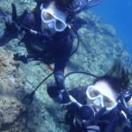 沖縄ダイビング☆9/29 青の洞窟体験ダイビング 10時 なすび