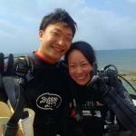 沖縄ダイビング☆10/26 サンゴのお花畑体験ダイビング 10:30 ゆうき