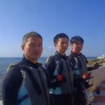 沖縄ダイビング☆10/27 サンゴのお花畑スノーケル 14:00 えりな