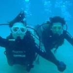 沖縄ダイビング☆11/27 サンゴコース体験ダイビング えりな・ゆうき