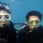 沖縄ダイビング☆11/28 珊瑚礁体験ダイビング 9:00 しおん