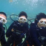 沖縄ダイビング☆1/6  珊瑚礁体験ダイビング 9時 えりな・ゆうり