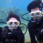 沖縄ダイビング☆1/20 珊瑚体験ダイビング しおん