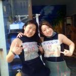 沖縄ダイビング☆4/5 OWラスト えりな