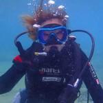 沖縄ダイビング☆4/29 ゴリラチョップ 珊瑚礁体験ダイビング 10:00 とよ