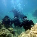 沖縄ダイビング☆ 4/30 珊瑚体験ダイビング 13時~ シオン トヨ