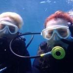 沖縄ダイビング☆5/28 青の洞窟体験ダイビング 13:00 しおん