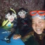 沖縄ダイビング☆6/30 青の洞窟体験ダイビング&スノーケル 8:30 ゆうき