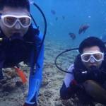沖縄ダイビング☆6/30 青の洞窟体験ダイビング 10:30 ゆうり