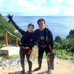 沖縄ダイビング☆7/19 青の洞窟体験ダイビング 8:00 たく