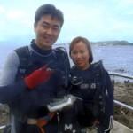 沖縄ダイビング☆7/18 青の洞窟体験ダイビング 13:00 しおん