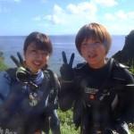 沖縄ダイビング☆7/2 青の洞窟体験ダイビング 8:00 とよ