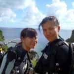 沖縄ダイビング☆7/3 体験ダイビング2本コース 8:00 ゆうり