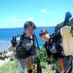 沖縄ダイビング☆7/4 青の洞窟体験ダイビング 10:30 しおん