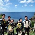 沖縄ダイビング☆7/3 青の洞窟スノーケル 13:00 たく