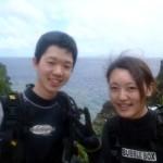 沖縄ダイビング☆7/6 青の洞窟体験ダイビング 10:30 ゆうり