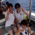 沖縄ダイビング☆7/6 慶良間体験ダイビング しおん・たく