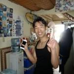 沖縄ダイビング☆7/8 珊瑚礁お花畑スノーケル 12:00 えりな