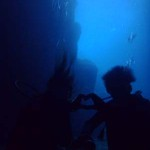 沖縄ダイビング☆7/9 青の洞窟体験ダイビング 15:30 えりな