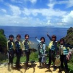 沖縄ダイビング☆7/21 青の洞窟スノーケル 13:00 えりな