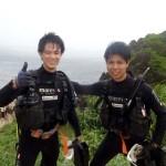沖縄ダイビング☆7/30 青の洞窟体験ダイビング 10:30 しおん