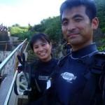 沖縄ダイビング☆7/29 青の洞窟体験ダイビング 15:30 しおん