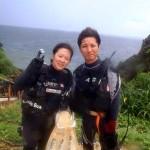 沖縄ダイビング☆7/30 青の洞窟体験ダイビング 13:00 しおん