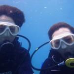 沖縄ダイビング☆8/31 珊瑚礁体験ダイビング 11:00 なすび