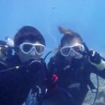 沖縄ダイビング☆8/31 珊瑚礁体験ダイビング 9:00 なすび