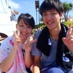 沖縄ダイビング☆8/30 珊瑚礁体験ダイビング 12:30 しおん