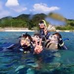 沖縄ダイビング☆8/31 珊瑚礁体験ダイビング 14:00 しおん