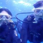 沖縄ダイビング☆9/29 青の洞窟体験ダイビング 8:00 しおん