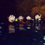 沖縄ダイビング☆10/27 青の洞窟スノーケル 15:30 えりな