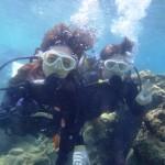 沖縄ダイビング☆10/28 8時~ 珊瑚体験ダイビング しおん