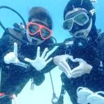 沖縄ダイビング☆11/23 ビーチFUNダイビング しおん