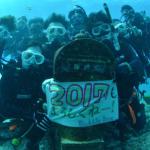 沖縄ダイビング☆12/31 ビーチFUN とも