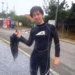 沖縄ダイビング☆1/29 9:00 青の洞窟シュノーケル しおん